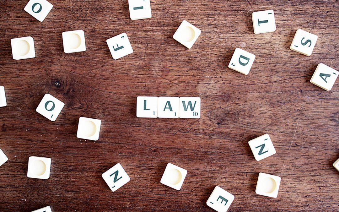 Gałęzie prawa – czym są i jaki jest ich podział?